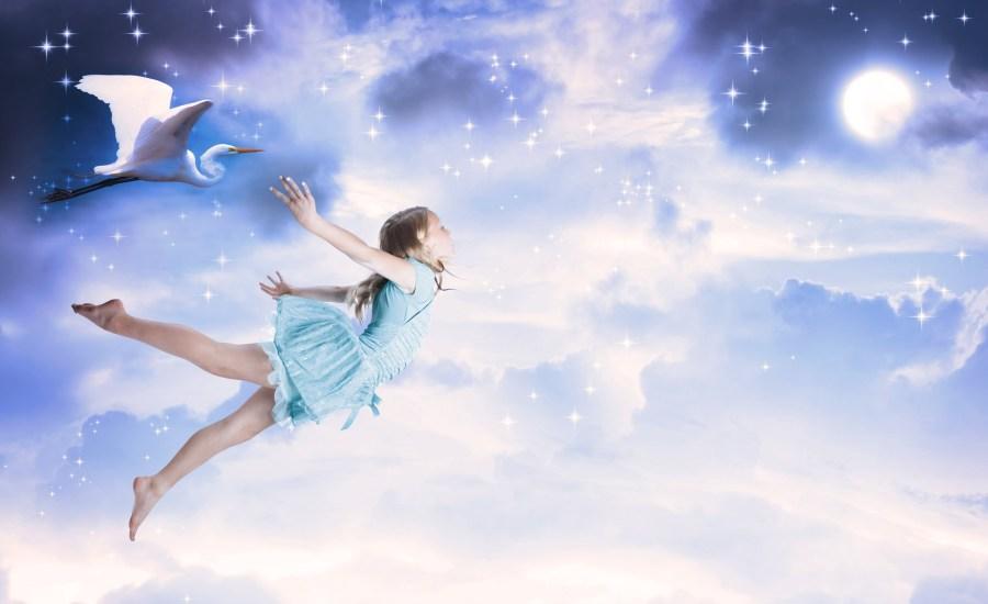полет во сне